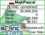 """""""MajkPascal - BOINC combined"""""""