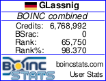BOINC Team ELEVEN-67 dot NET