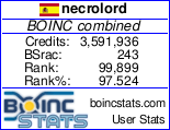 Boinc Project contributor