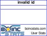 Statistiche BOINC Seti@Home dal 2001 per l'utente Stefano